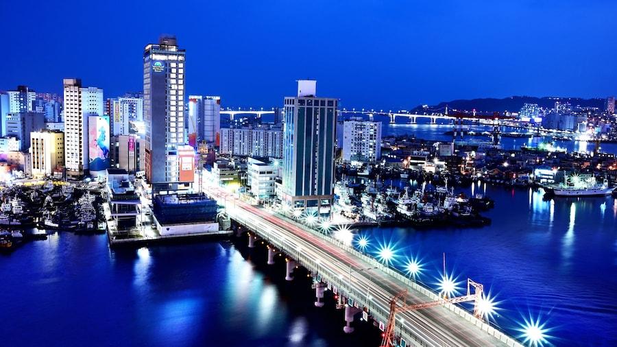 釜山迷迪酒店