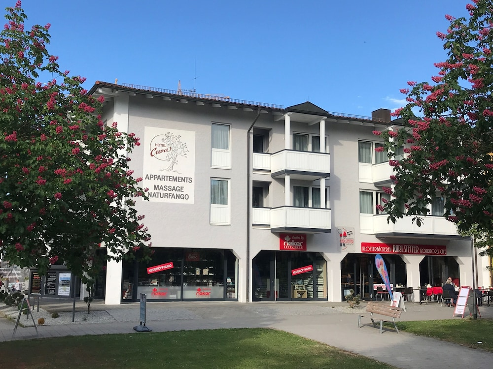 Appartementhotel Cura Bad Fussing Bad Fussing Hotelbewertungen