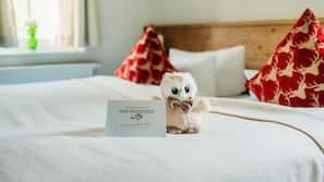 2 Schlafzimmer, hochwertige Bettwaren, Zimmersafe, kostenloses WLAN