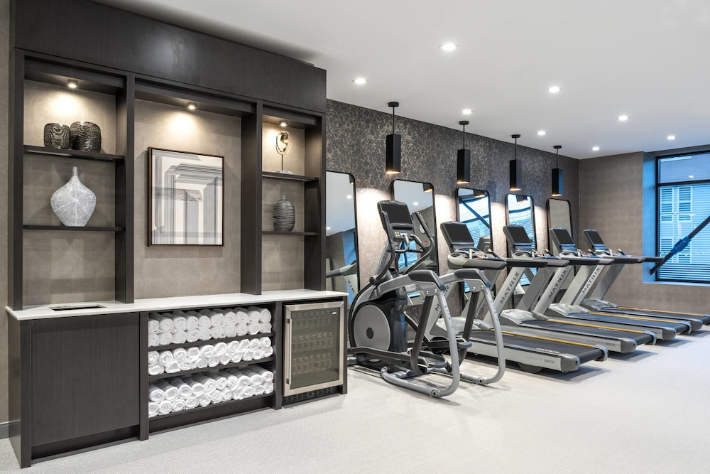 Sports Facility, AC Hotel by Marriott Worcester