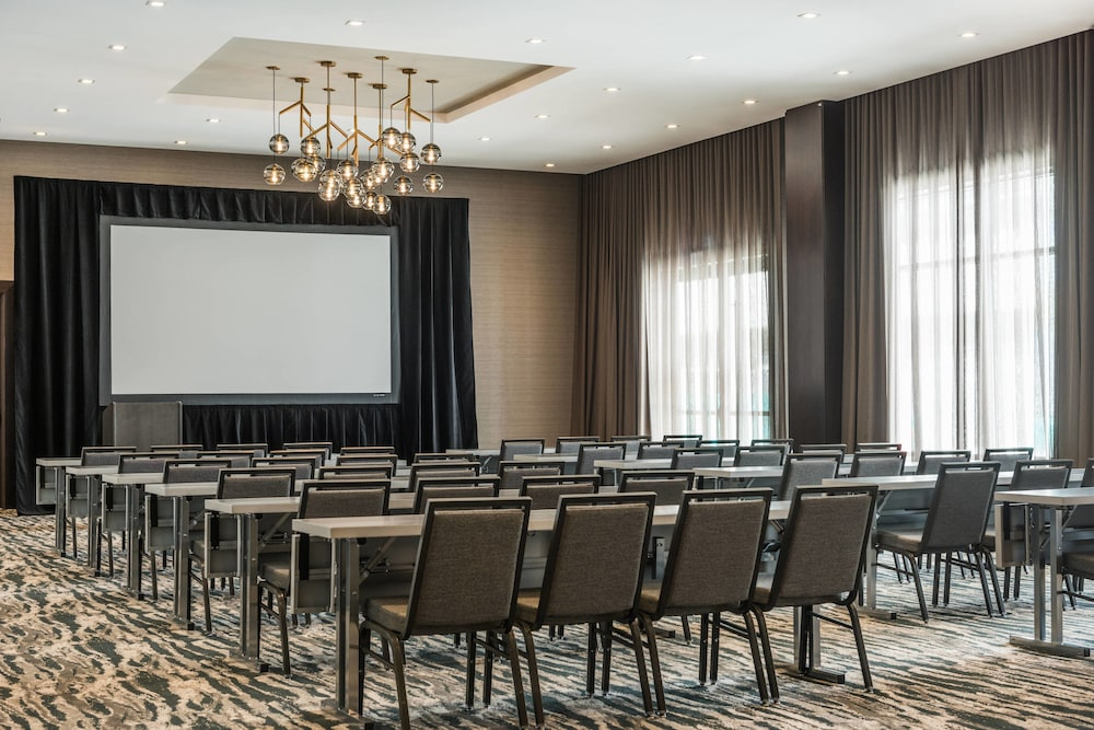 Meeting Facility, AC Hotel by Marriott Worcester