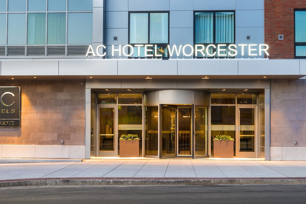 Exterior, AC Hotel by Marriott Worcester