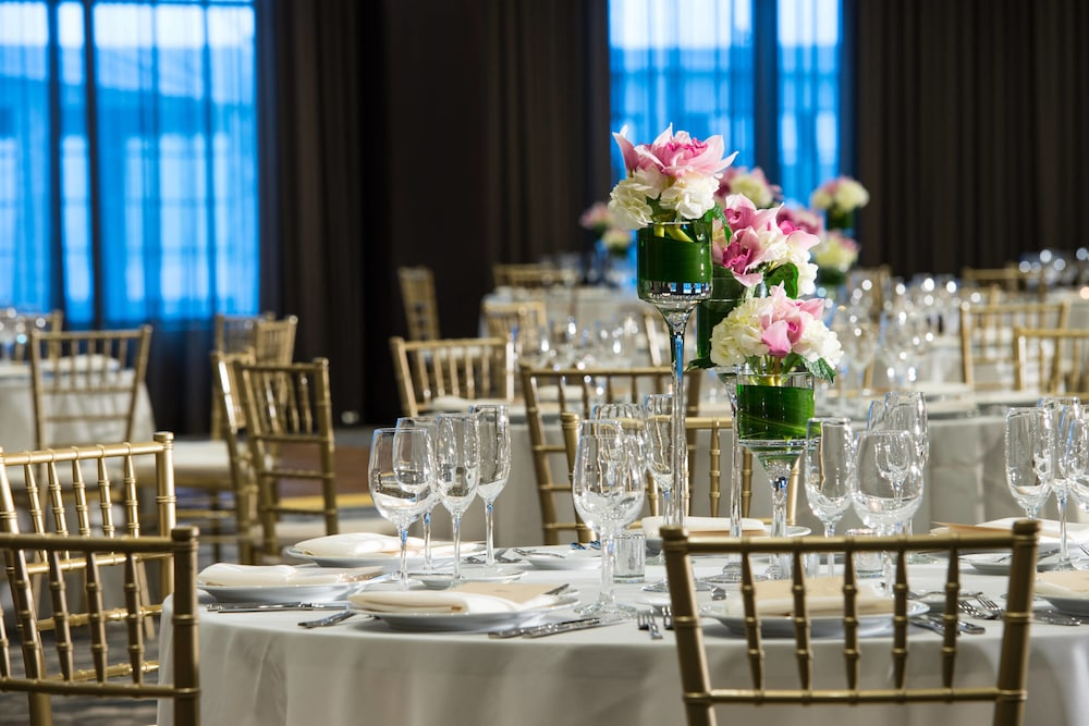 Banquet Hall, AC Hotel by Marriott Worcester