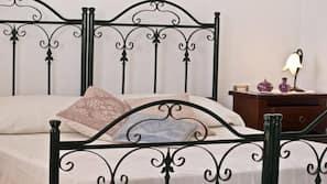 1 Schlafzimmer, hochwertige Bettwaren, kostenloses WLAN
