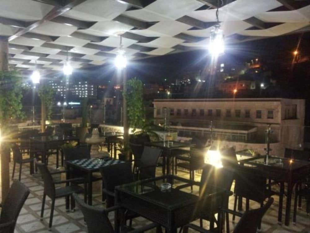 Terrace/Patio, Hawa Amman Hotel