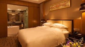 미니바, 객실 내 금고, 책상, 암막 커튼