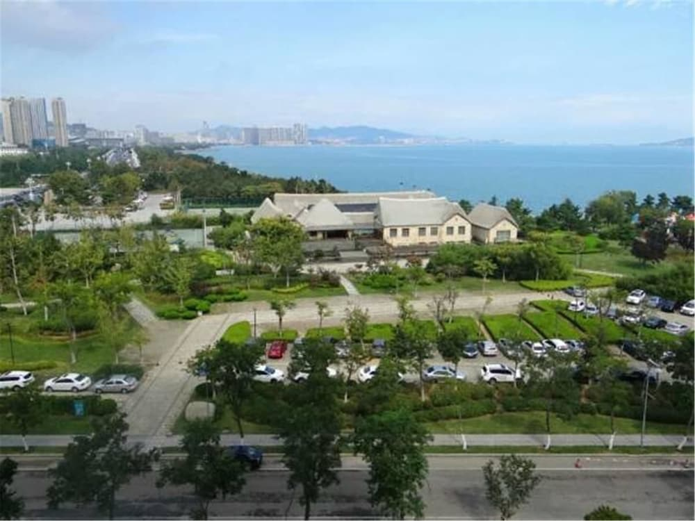 View from Property, Weihai Guishe Fourseasons Hotel