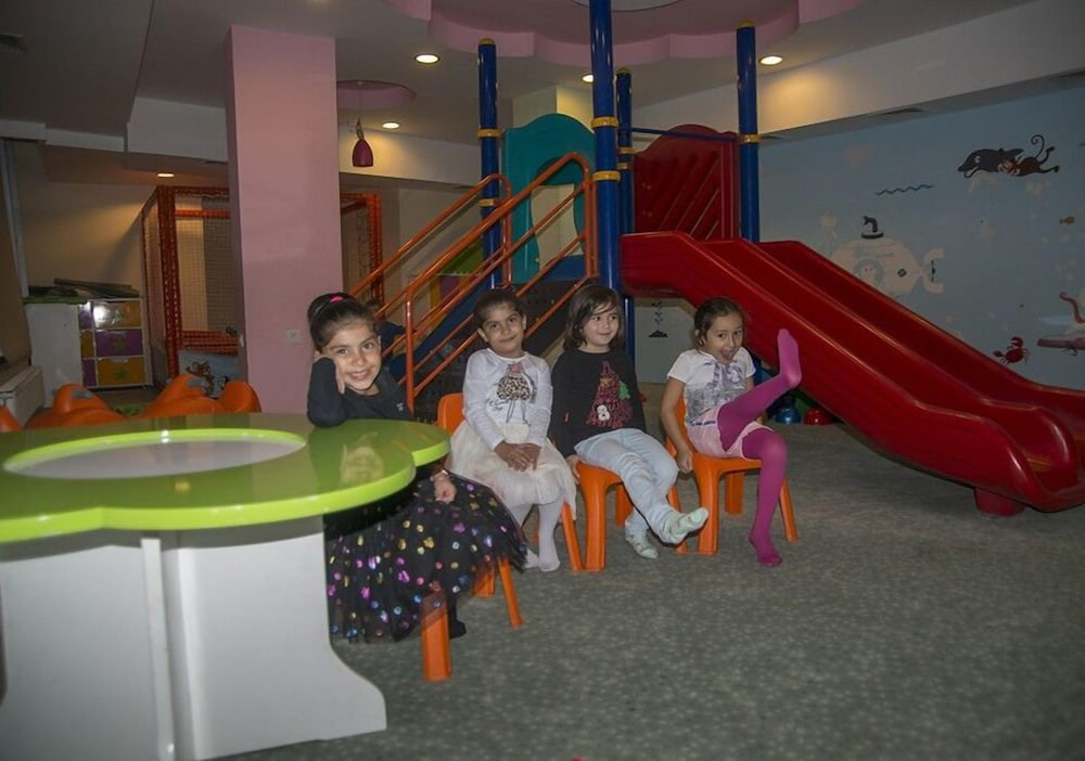 Children's Play Area - Indoor, Abaylar Hotel