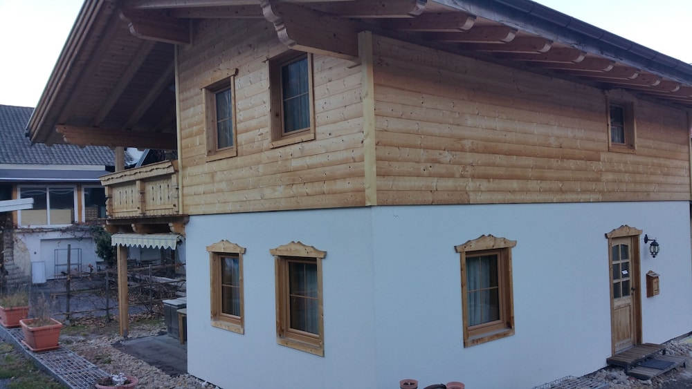 Front of Property, Tiroler Chalet Oetztal