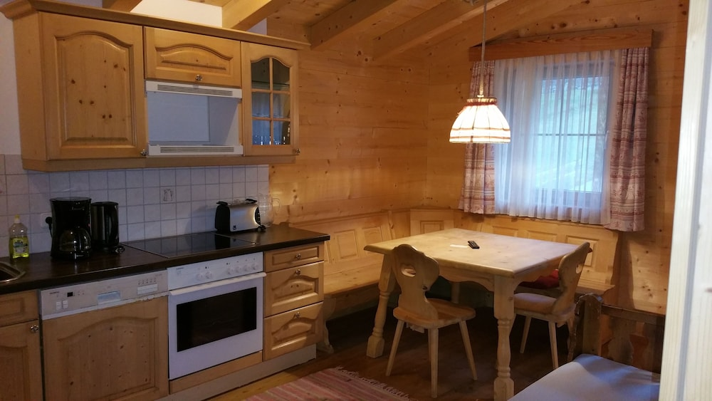 Private Kitchenette, Tiroler Chalet Oetztal