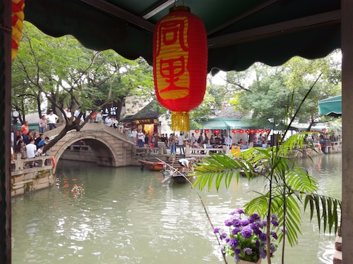 Tongli Three Bridge Villa
