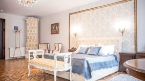 1 bedroom, premium bedding, minibar, free WiFi