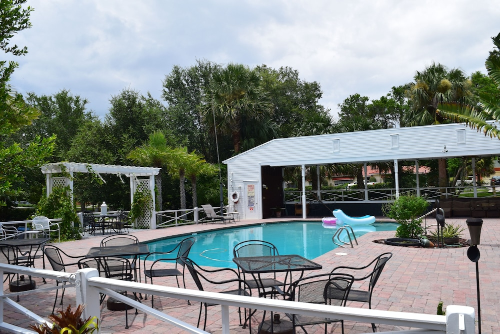 Sundeck, Grandview Bed and Breakfast Mount Dora