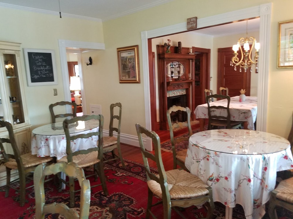 Restaurant, Grandview Bed and Breakfast Mount Dora