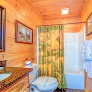 Where Eagles Fly - 4 Br Cabin
