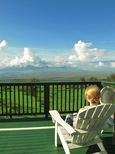 Terrace/Patio, Heaven on Earth in Upcountry Maui