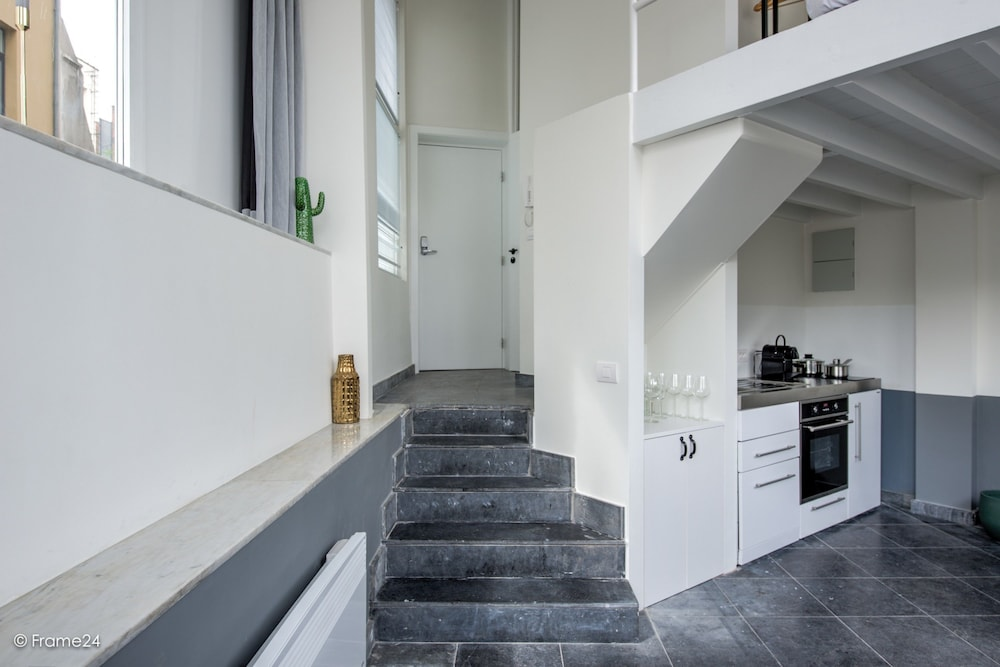 Staircase Featured Image In Room Kitchen