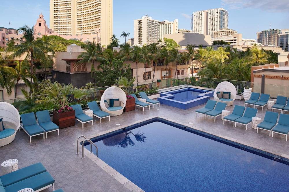 Pool, Waikiki Beachcomber by Outrigger