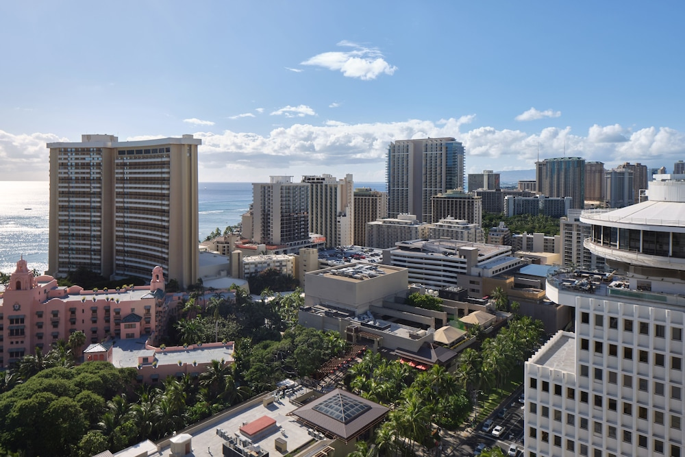 Water view, Waikiki Beachcomber by Outrigger