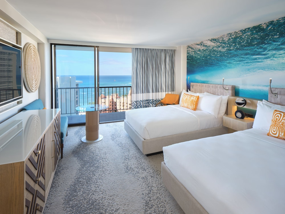 Room, Waikiki Beachcomber by Outrigger