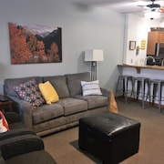Ski In/ski Out Zephyr Lodge Riverside 1 Br/1 BA King Bed and Hot Tub Access