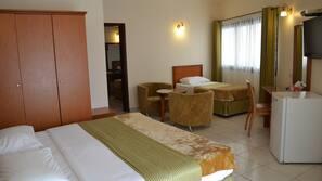 1 bedroom, premium bedding, minibar, soundproofing