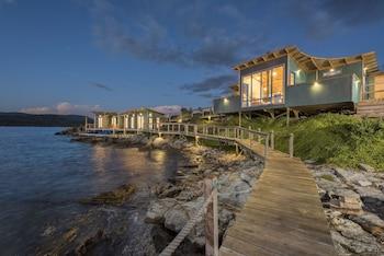 Picnic Island Tasmania Australia