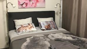 1 camera, biancheria da letto di alta qualità, ferro/asse da stiro