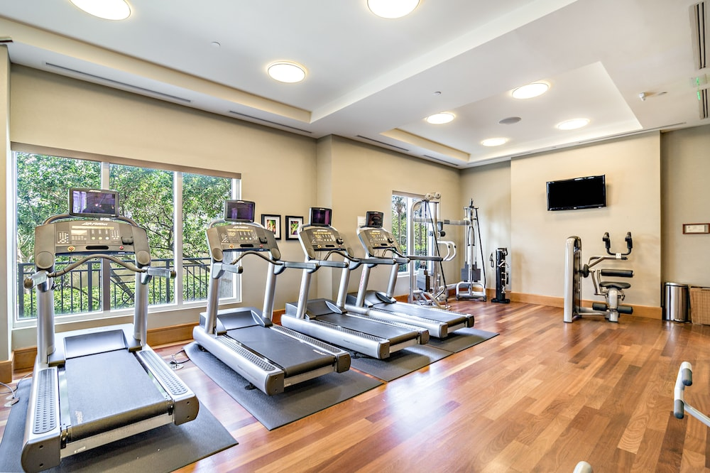Fitness Facility, Palm Beach Singer Island Beach Resort Condos