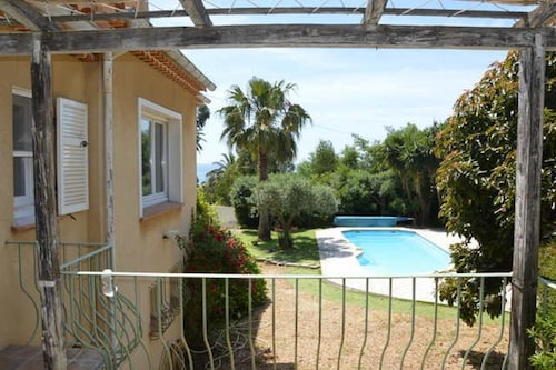 Well Equipped Villa Near the Beach, With Private Pool