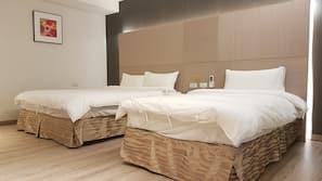 設計每間自成一格、家具佈置各有特色、窗簾