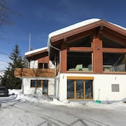 Luxury Chalet - Built in 2016 - Grächen / Near Zermatt