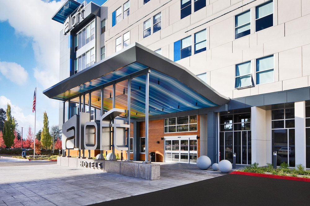 Featured Image, Aloft Seattle Sea-Tac Airport