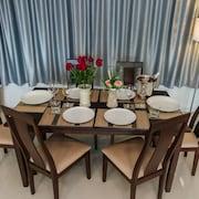 Khu ăn uống tại phòng