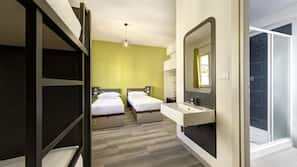 Memory-foam beds, in-room safe, soundproofing, free WiFi