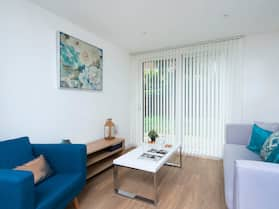 Stylish and Modern 1BR near the River Thames