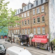 Wonderful 1BR Flat in Fitzrovia