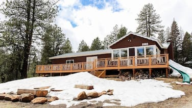 West Mountain Cabin #2163