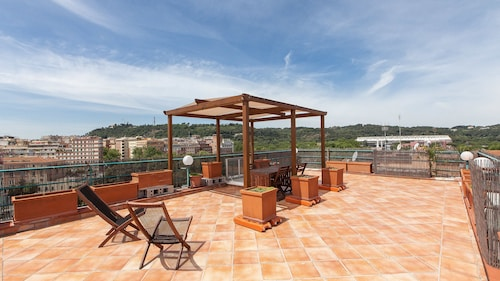 Rental in Rome Maxxi Penthouse