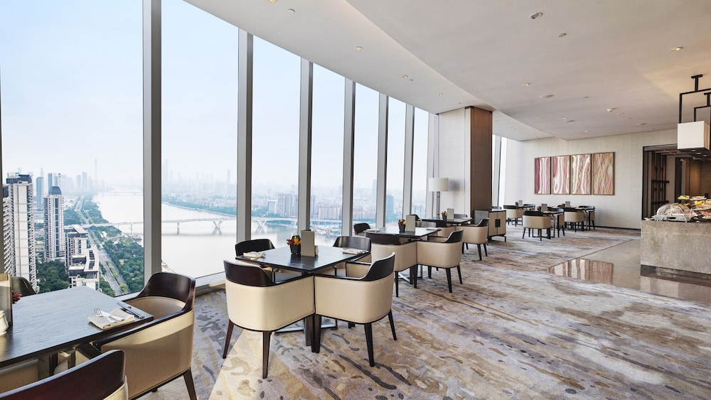 Executive Lounge, Intercontinental Guangzhou Exhibition Center