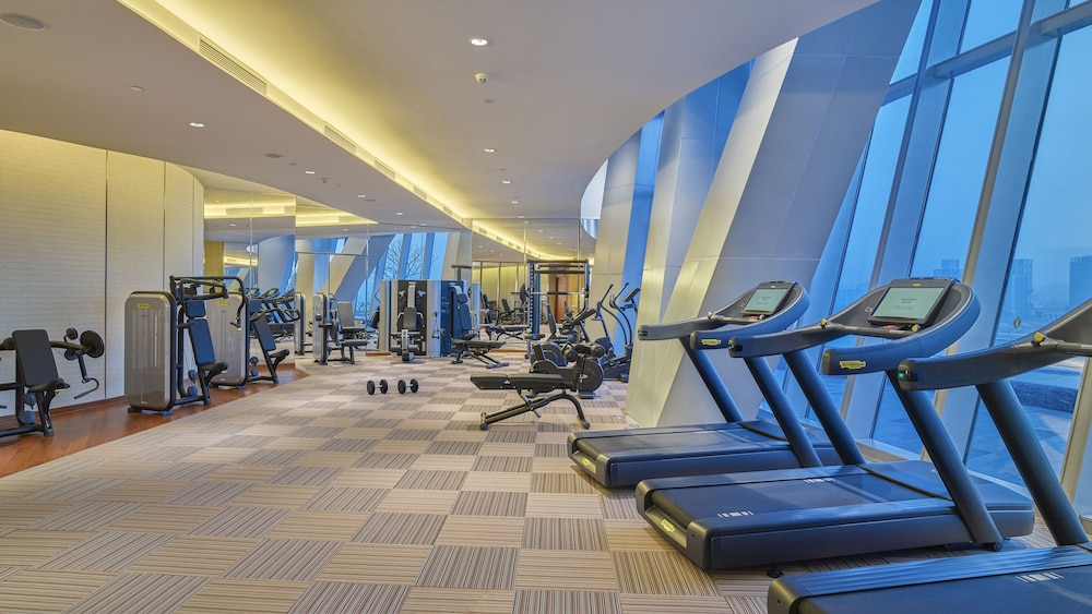 Fitness Facility, Intercontinental Guangzhou Exhibition Center