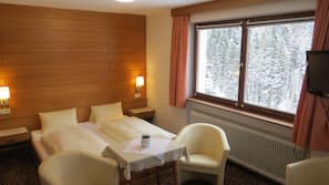 1 slaapkamer, een kluis op de kamer, gratis wifi