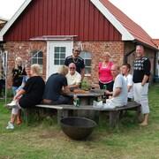 Grill- och picknickområde