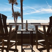 Fripp Island-luxurious Oceanfront for Couples/singles-includes Golf Cart
