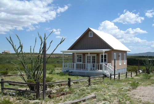Tombstone Silver Nickel Cabin -
