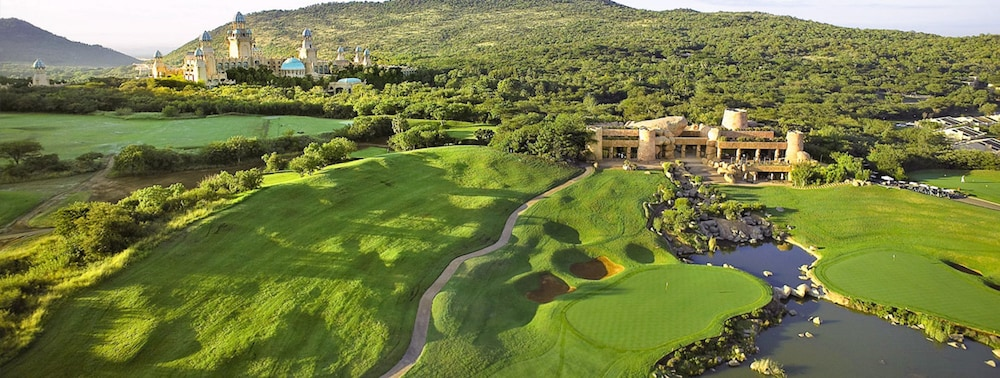Golf, Bush Bungalows at Sun City Resort