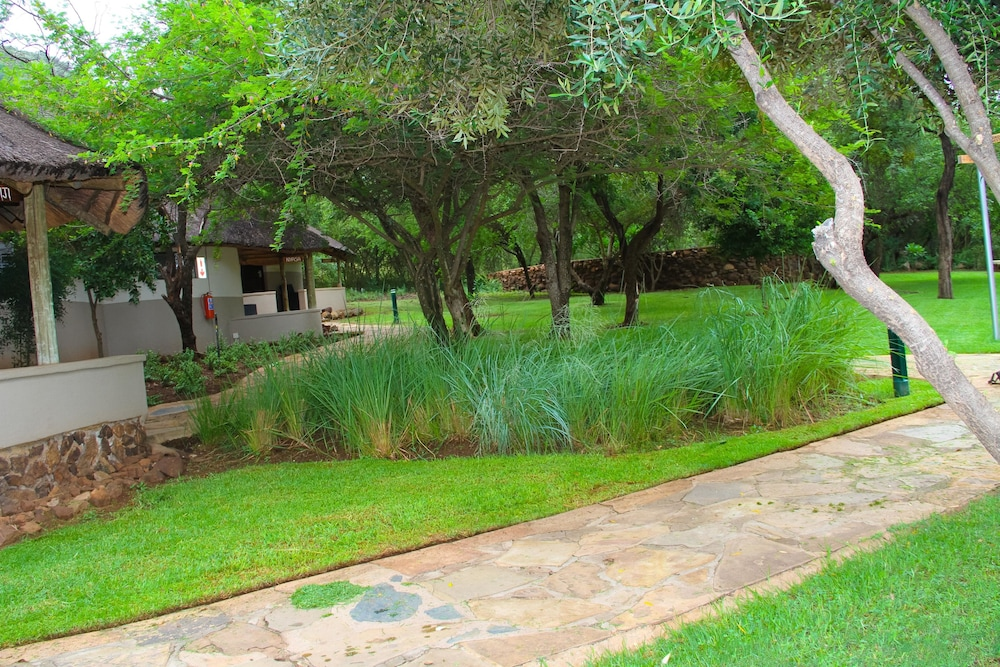 Garden, Bush Bungalows at Sun City Resort