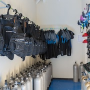 Equipment Storage