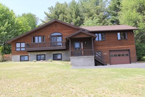 Adirondack Adventure Beautiful Property In Tupper Lake