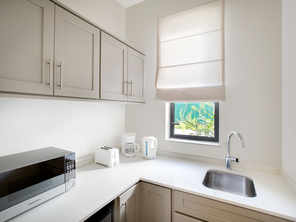 Private Kitchenette, Villas & Suites at Beach View